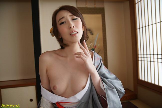 【ヌード画像】艶っぽい希咲あやの美肌ヌード画像(34枚) 31