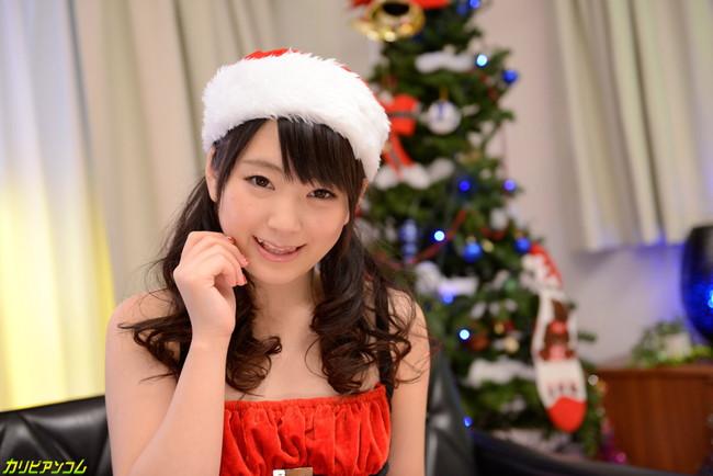【ヌード画像】サンタ美女のエロ画像は見ていると癒されるw(33枚) 15