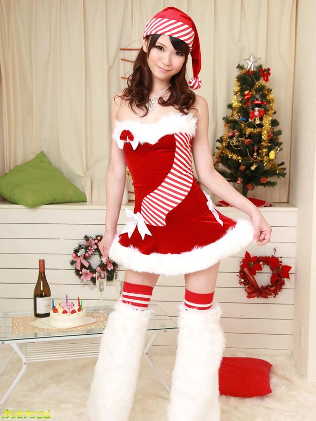 【ヌード画像】サンタ美女のエロ画像は見ていると癒されるw(33枚) 30
