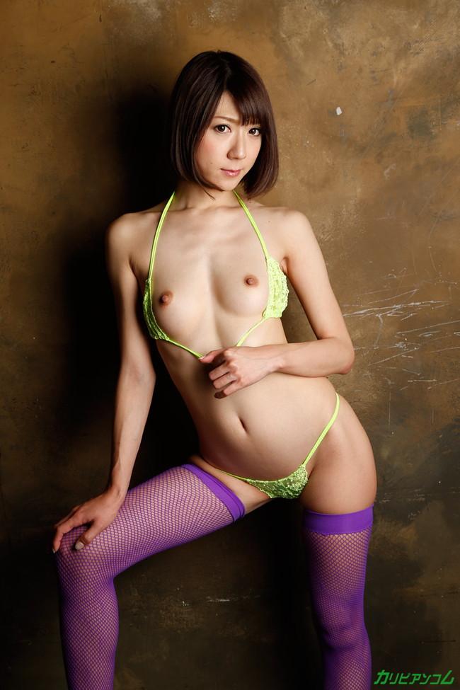 【ヌード画像】スレンダー美女!滝川エリナのヌード画像(35枚) 03