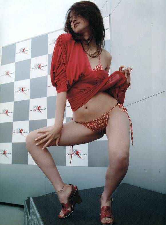 【ヌード画像】伝説級のグラビアアイドル!森下千里のセクシー画像(30枚) 18