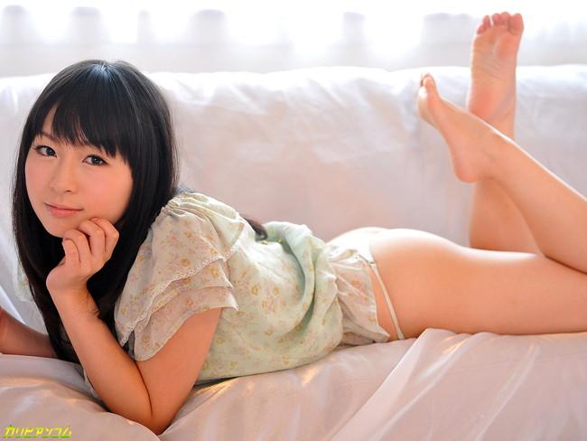【ヌード画像】羽月希の清純派Fカップヌード画像(30枚) 02