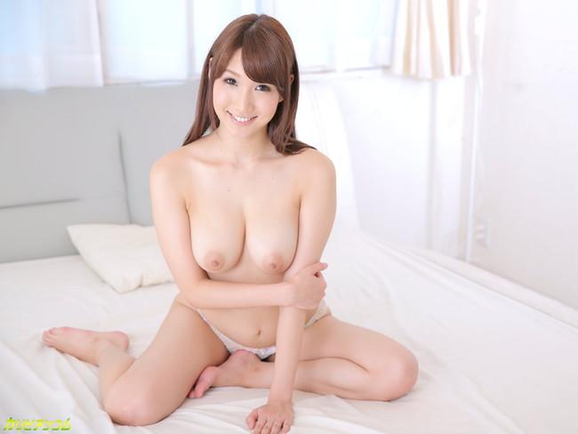 【ヌード画像】Gカップ美巨乳、舞咲みくにの裸体が色気ムンムンw(31枚) 25