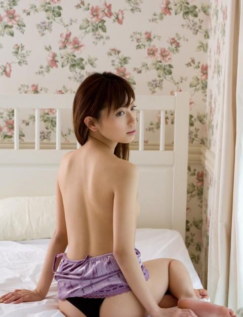 【ヌード画像】うなじがエロい女の子たちの画像(32枚) 20