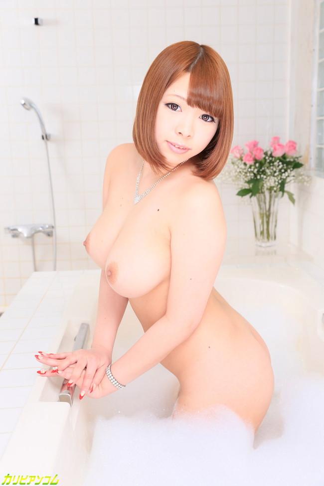 【ヌード画像】おもてなし気分が味わえるAV女優の泡姫姿!(32枚) 02
