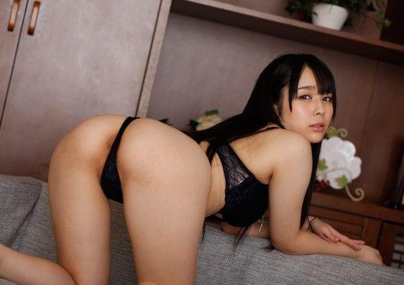 【ヌード画像】美女の黒下着姿が色気ありすぎな件(33枚) 31