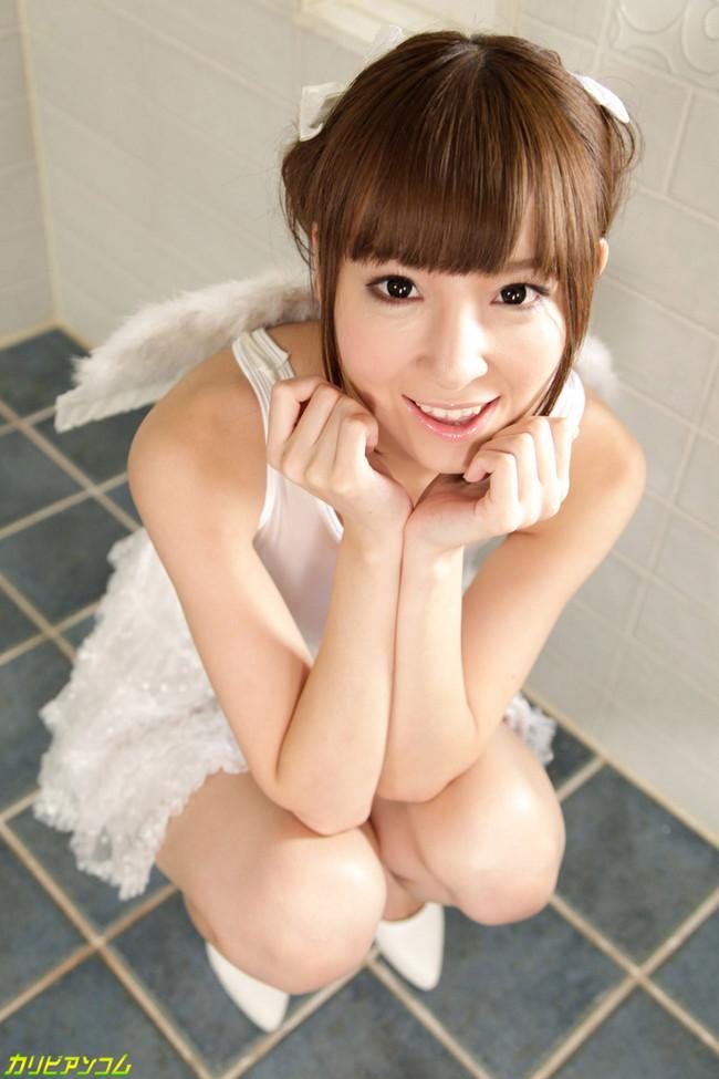【ヌード画像】羽川るなの全身色白美肌がセクシーオーラ放ちスギw(31枚) 13