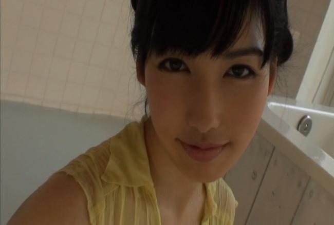 【ヌード画像】向井涼音のすました顔から時折のぞく笑顔が魅力ありすぎw(32枚) 15