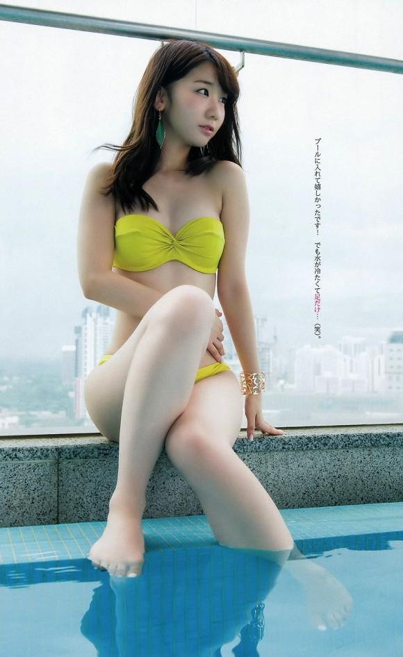 【ヌード画像】見ていると元気になる柏木由紀のセクシー画像(30枚) 06