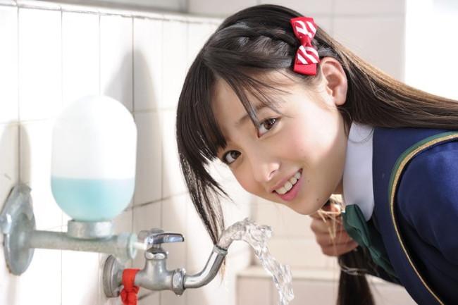 【ヌード画像】橋本環奈の天使すぎるセクシーグラビア画像(31枚) 01