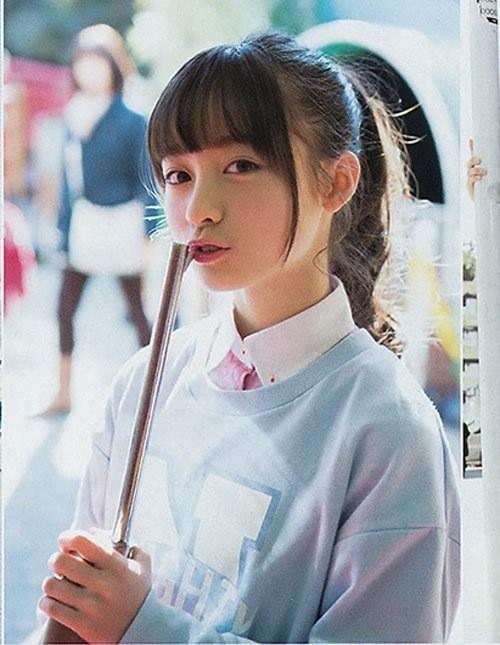 【ヌード画像】橋本環奈の天使すぎるセクシーグラビア画像(31枚) 17