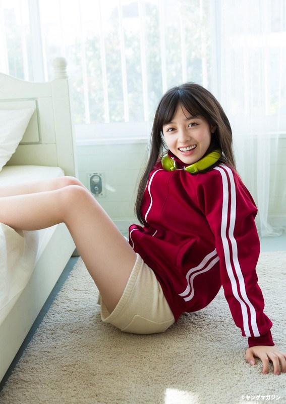 【ヌード画像】橋本環奈の天使すぎるセクシーグラビア画像(31枚) 24