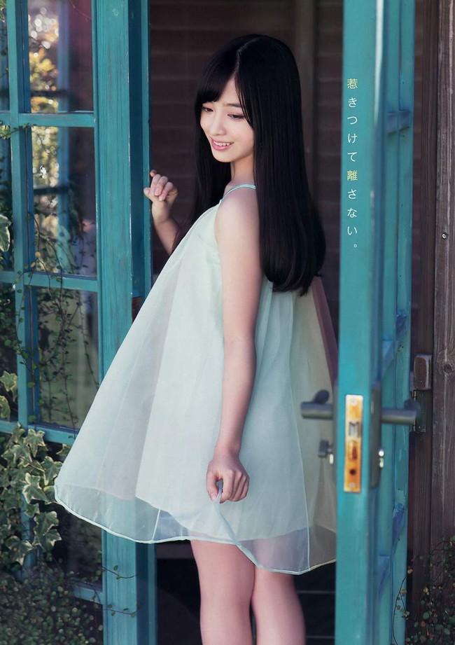 【ヌード画像】橋本環奈の天使すぎるセクシーグラビア画像(31枚) 26