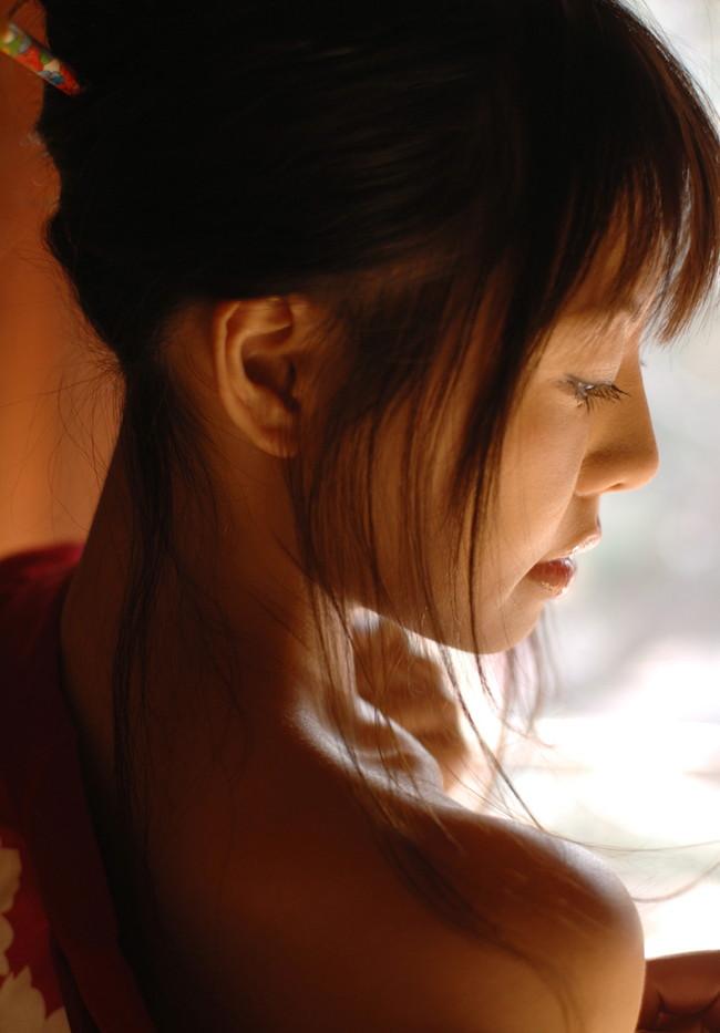【ヌード画像】竹内あいの美白美巨乳ヌード画像(33枚) 21