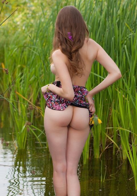 【ヌード画像】外国人美女の生尻エロ画像が肉感的すぎるw(32枚) 10