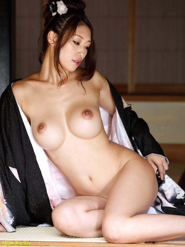 【ヌード画像】小早川怜子の爆乳美熟女ヌード画像(30枚) 28