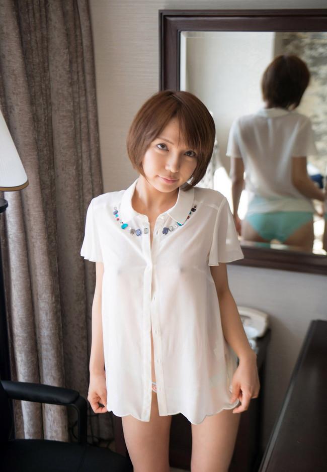 【ヌード画像】高梨あゆみのショートヘアが可愛いヌード画像(30枚) 13