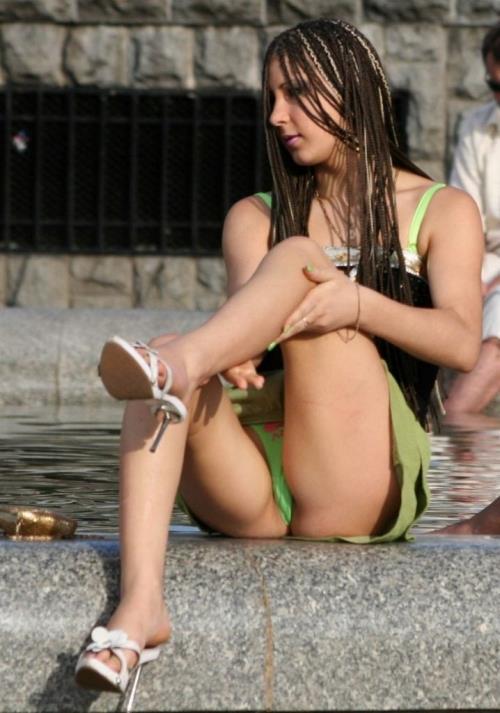 【ヌード画像】外国人が見せる美脚のエロさは異常w(30枚) 12