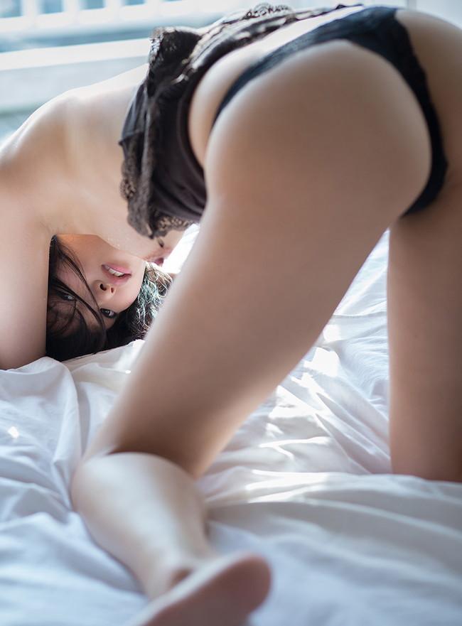 【ヌード画像】柚月あいの美巨乳ボディは陰茎が反応しすぎて困るw(33枚) 13