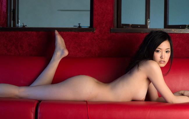 【ヌード画像】柚月あいの美巨乳ボディは陰茎が反応しすぎて困るw(33枚) 16