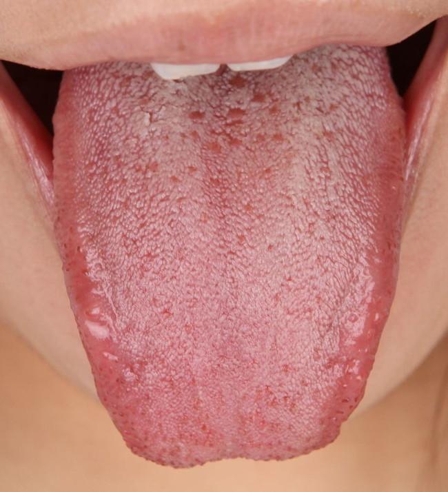 【ヌード画像】ぬるぬでトロトロのベロがダントツでエロいっす。こんな舌で舐められたい最高のエロ舌画像集(50枚) 18