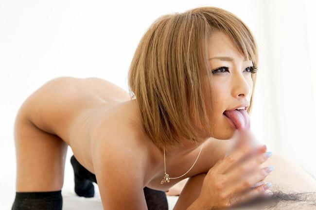 【ヌード画像】ぬるぬでトロトロのベロがダントツでエロいっす。こんな舌で舐められたい最高のエロ舌画像集(50枚) 45