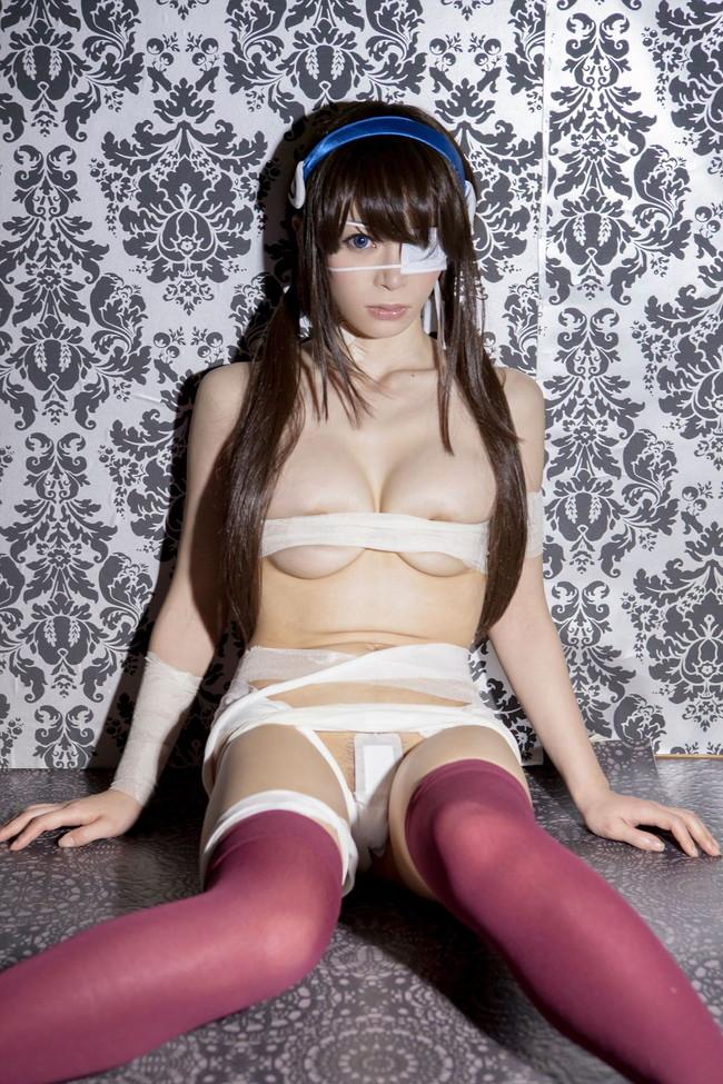 【ヌード画像】包帯巻いてるヌード画像って得も言われぬエロさがあるよね!どう見てもケガ関係なく包帯巻いてるエロ画像集(50枚) 36