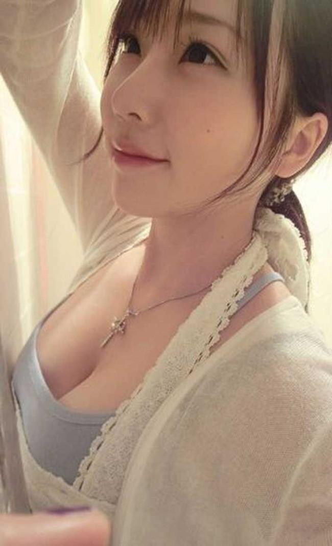 【ヌード画像】ポニーテールとかいう超優良ヘアースタイルwwかわいすぎるポニーテールの娘ヌード画像集!(50枚) 18