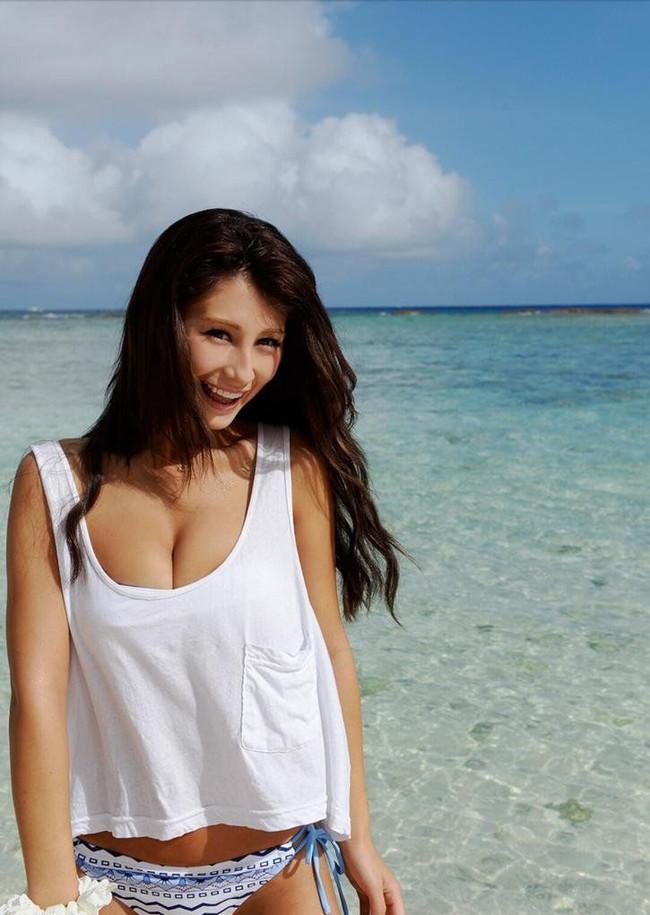 【ヌード画像】テレビでダレノガレ明美観ていて「あれ、やっぱり可愛くね?」と思ったら真っ先に見るべきセクシー画像集(50枚) 20