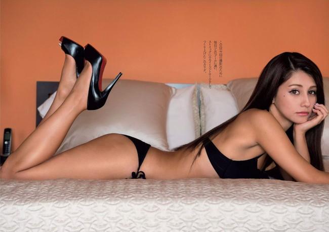 【ヌード画像】テレビでダレノガレ明美観ていて「あれ、やっぱり可愛くね?」と思ったら真っ先に見るべきセクシー画像集(50枚) 27