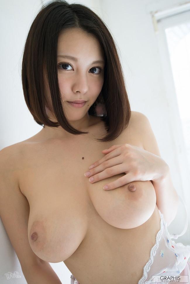 【ヌード画像】最強のAV女優松岡ちなの破壊力!!Hカップさえブレるこの美しさはなんなんだ!的な画像集(50枚) 50