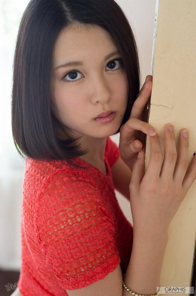 【ヌード画像】最強のAV女優松岡ちなの破壊力!!Hカップさえブレるこの美しさはなんなんだ!的な画像集(50枚) 03
