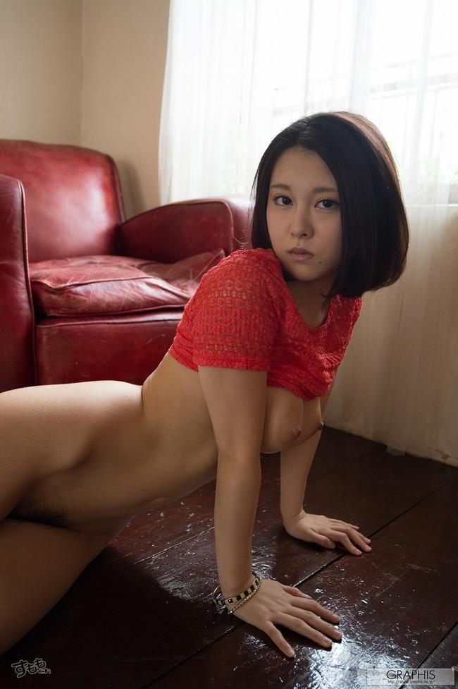 【ヌード画像】最強のAV女優松岡ちなの破壊力!!Hカップさえブレるこの美しさはなんなんだ!的な画像集(50枚) 20