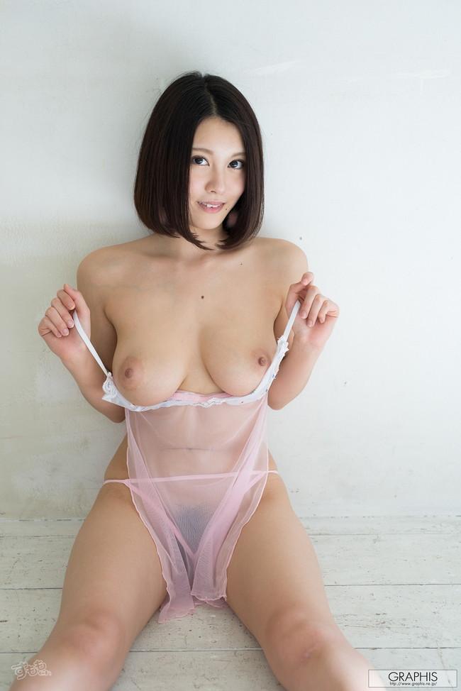 【ヌード画像】最強のAV女優松岡ちなの破壊力!!Hカップさえブレるこの美しさはなんなんだ!的な画像集(50枚) 26