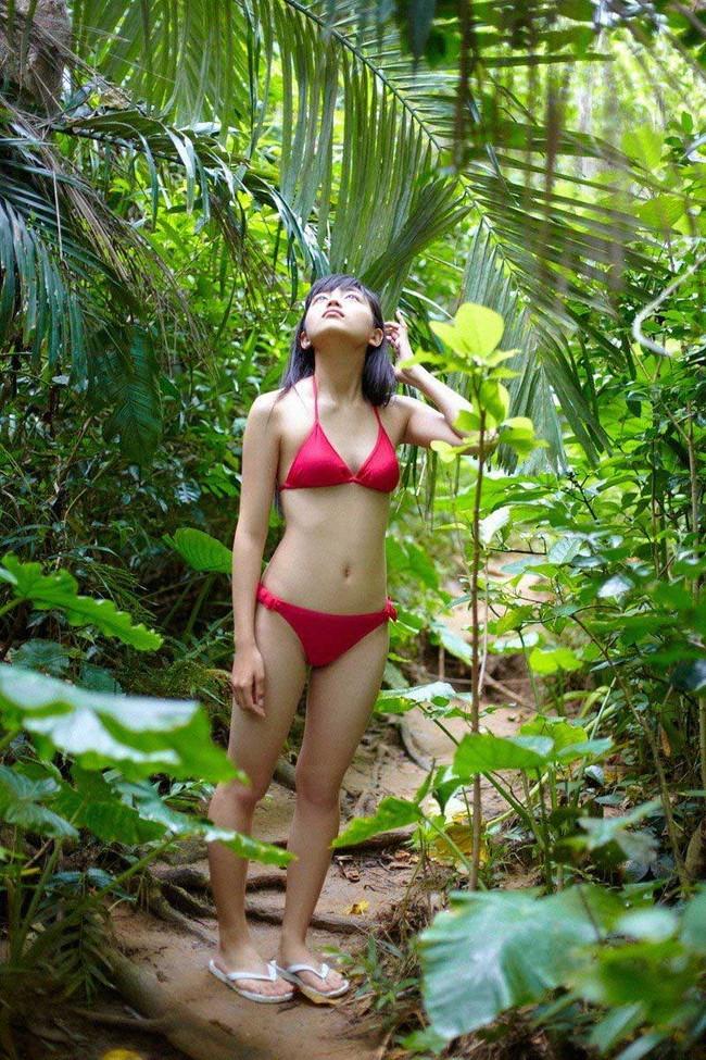 【ヌード画像】川口春奈の水着や下着のグラビア集めたら、かわいすぎてエロすぎて愛さずにはいられなくなってしまった・・・的画像集(50枚) 30