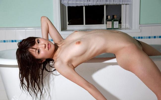 【ヌード画像】ちっぱいだっていいじゃない!美少女の貧乳まとめ(30枚) 27