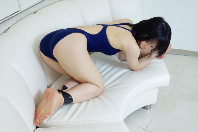 【ヌード画像】青春を思い出す競泳水着とスクール水着の画像(30枚) 24
