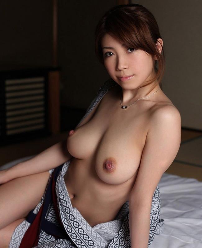 【ヌード画像】乱れる和服や浴衣ほど日本男児を刺激するものはない(30枚) 09