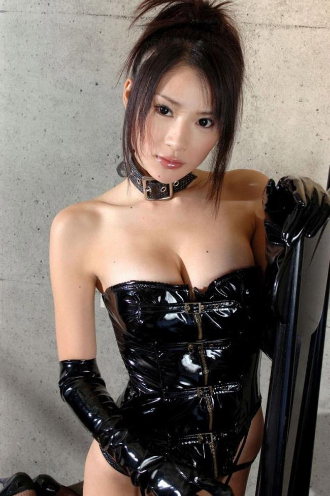 【ヌード画像】痴女?女王様?小悪魔?ボンテージ画像まとめ(31枚) 15