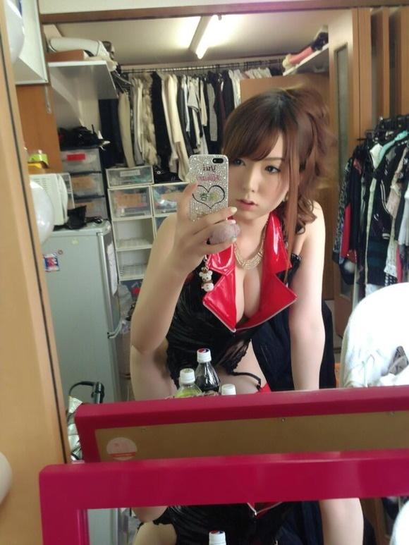 【ヌード画像】脱いでないのにエロい波多野結衣の自撮り写メ(32枚) 19