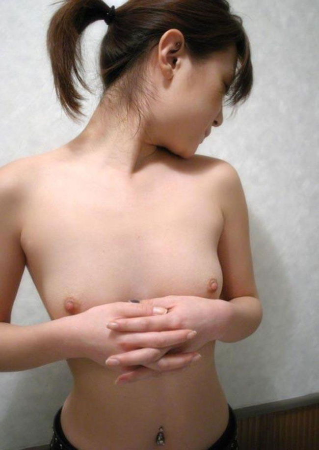 【ヌード画像】敏感そうな貧乳ちっぱいガールまとめ(30枚) 07