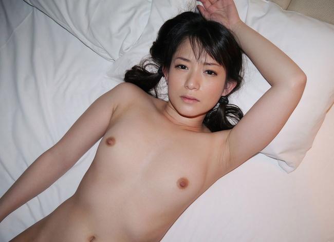 【ヌード画像】敏感そうな貧乳ちっぱいガールまとめ(30枚) 27
