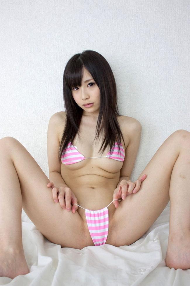 【ヌード画像】グラドルのレベルじゃない逢坂愛ちゃんのセミヌード(31枚) 23