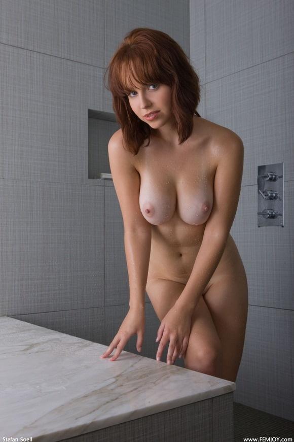 【ヌード画像】20代中盤ぐらいの程よいお姉さんの外国人画像(30枚) 16