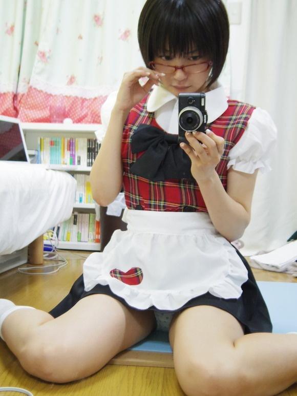 【ヌード画像】着エロを追求する藤崎ルキノさんの画像(30枚) 05