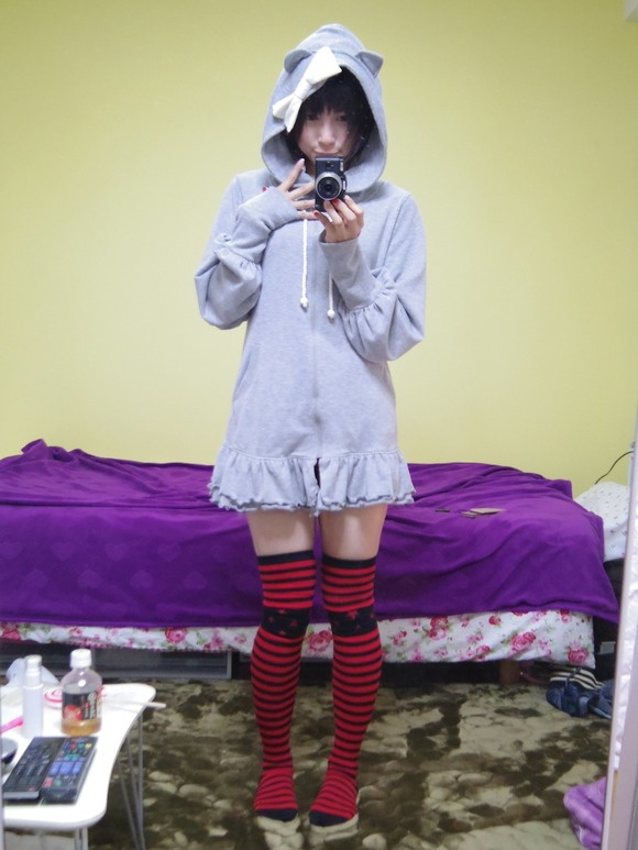 【ヌード画像】着エロを追求する藤崎ルキノさんの画像(30枚) 25