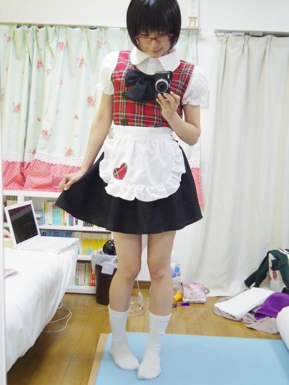 【ヌード画像】着エロを追求する藤崎ルキノさんの画像(30枚) 26