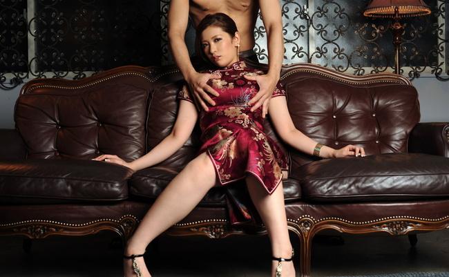 【ヌード画像】美脚にしか目がいかないチャイナドレス画像(30枚) 03