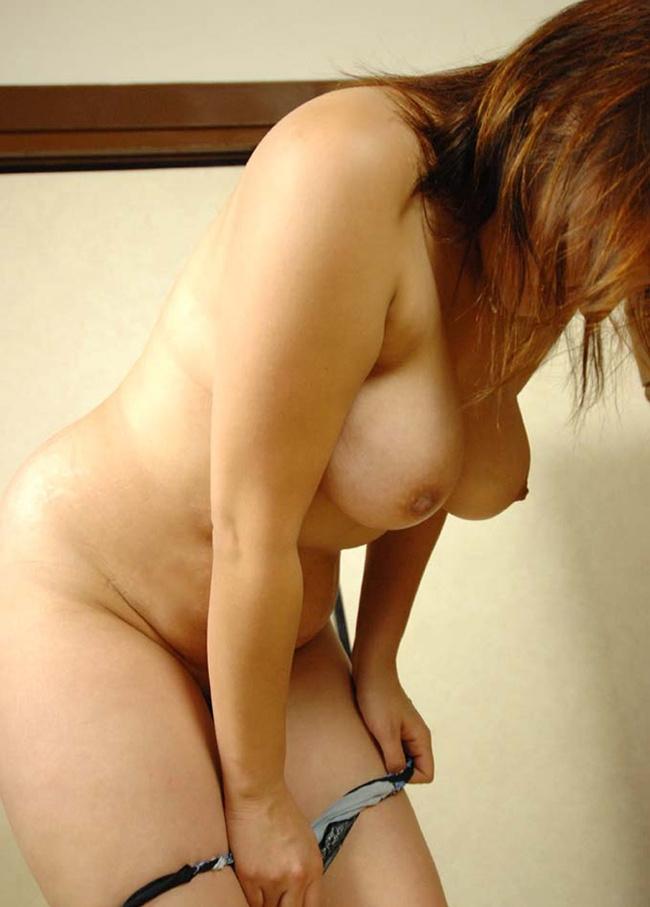 【ヌード画像】デブじゃない!ちょいポチャだ!(30枚) 09