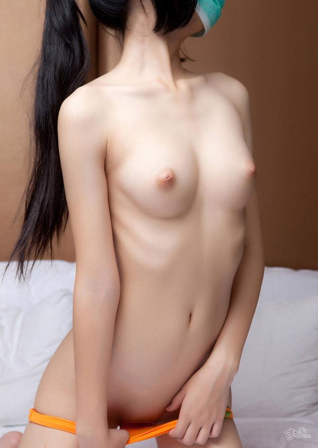 【ヌード画像】巨乳すぎず貧乳すぎない小ぶり美乳まとめ(30枚) 27